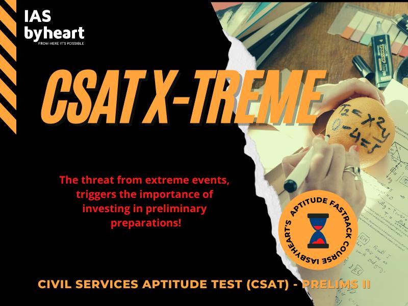 CSAT X-TREME